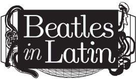 Beatles in Latin